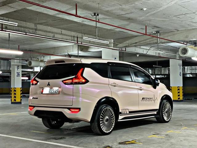 Treo biển 123.45, Mitsubishi Xpander độ mâm kiểu Maybach rao bán với giá hơn 900 triệu đồng - Ảnh 3.