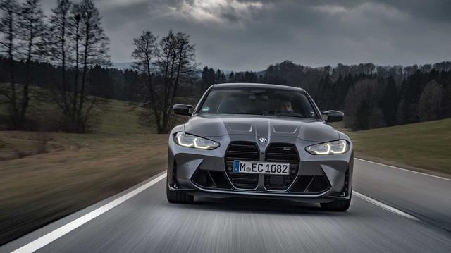 Bị chê lưới tản nhiệt xấu, BMW nói khách hàng nên trải nghiệm thực tế sẽ thấy khác