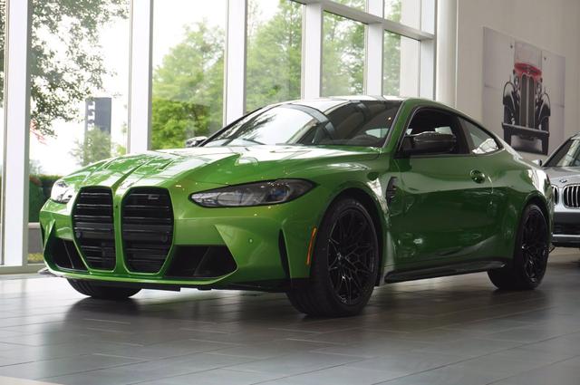 BMW M4 2021 chào hàng dân chơi Việt với giá hơn 6 tỷ đồng: Đắt ngang 7-Series cao cấp nhưng nhìn thông số mới thấy sức mạnh khủng - Ảnh 4.