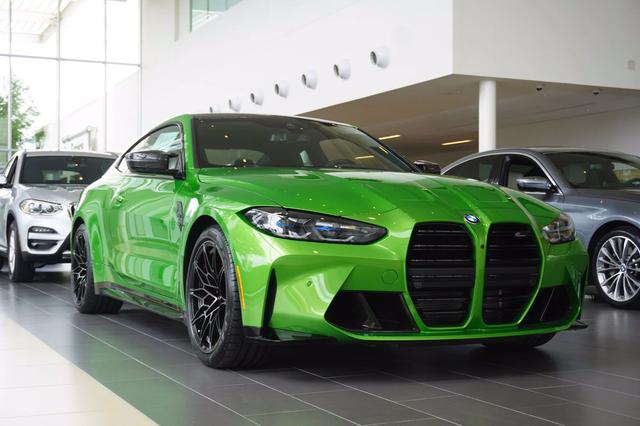 BMW M4 2021 chào hàng dân chơi Việt với giá hơn 6 tỷ đồng: Đắt ngang 7-Series cao cấp nhưng nhìn thông số mới thấy sức mạnh khủng - Ảnh 1.