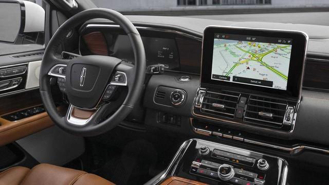 Lincoln Navigator 2021 chuẩn bị ra mắt - SUV full-size được đại gia Việt yêu thích - Ảnh 4.