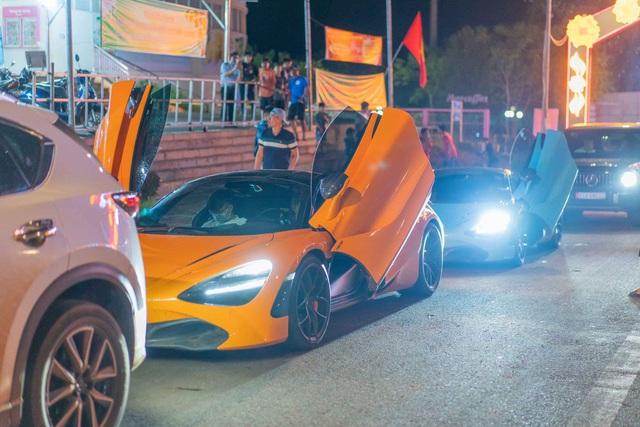 Dàn siêu xe của giới đại gia Sài Gòn bất ngờ xuất hiện tại Đắk Nông - Ảnh 5.