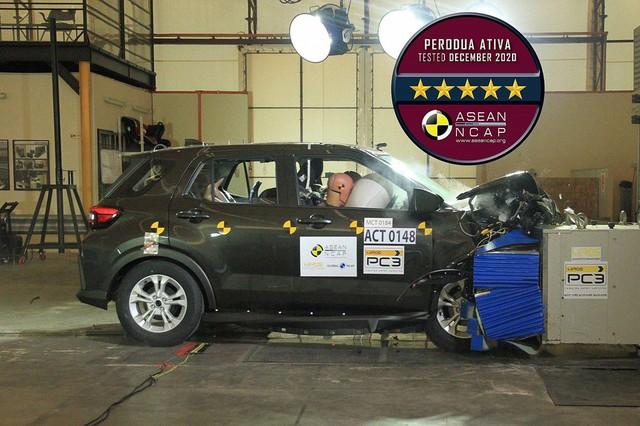 Tiêu chuẩn mới khiến nhiều hãng khó đạt mức 5 sao của ASEAN NCAP  - Ảnh 1.
