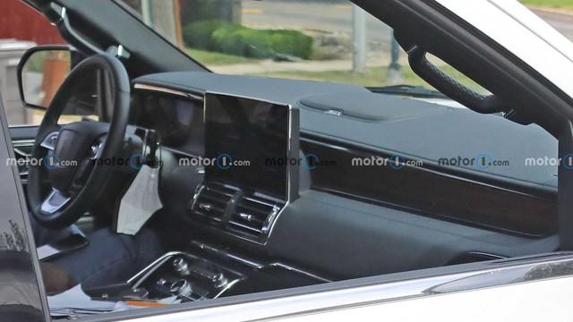 Lincoln Navigator 2021 chuẩn bị ra mắt - SUV full-size được đại gia Việt yêu thích - Ảnh 3.