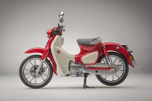 Top 10 xe máy Honda tốt nhất mọi thời đại: Việt Nam đang bán 2 mẫu - Ảnh 10.