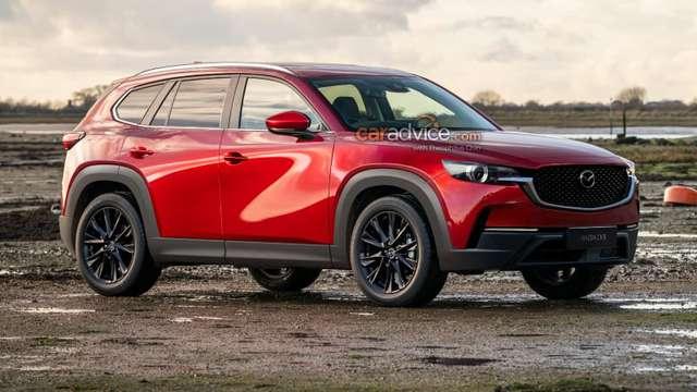 Xem trước Mazda CX-5 thế hệ mới sắp ra mắt - Lột xác để đối đầu Hyundai Tucson và Honda CR-V - Ảnh 1.