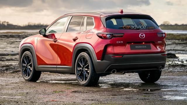 Xem trước Mazda CX-5 thế hệ mới sắp ra mắt - Lột xác để đối đầu Hyundai Tucson và Honda CR-V - Ảnh 2.