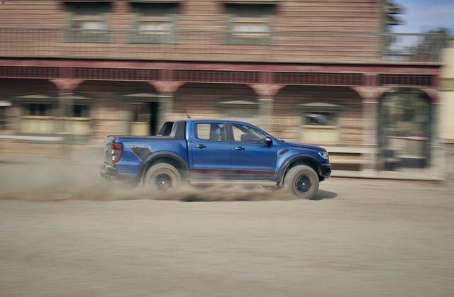 Ford Ranger Raptor 2021 bổ sung phiên bản đặc biệt với điểm nhấn từ nội thất - Ảnh 7.