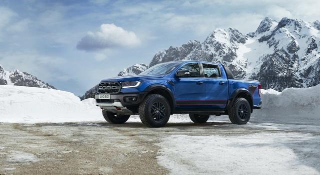 Ford Ranger Raptor 2021 bổ sung phiên bản đặc biệt với điểm nhấn từ nội thất - Ảnh 1.