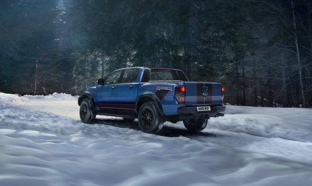 Ford Ranger Raptor 2021 bổ sung phiên bản đặc biệt với điểm nhấn từ nội thất - Ảnh 2.