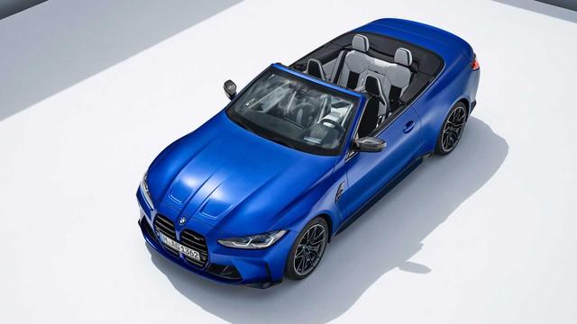 BMW 4-Series mui trần sắp về Việt Nam bổ sung cấu hình hiệu suất cao M4: Mạnh hơn 500 mã lực, dẫn động 4 bánh, tăng tốc không kém siêu xe - Ảnh 1.