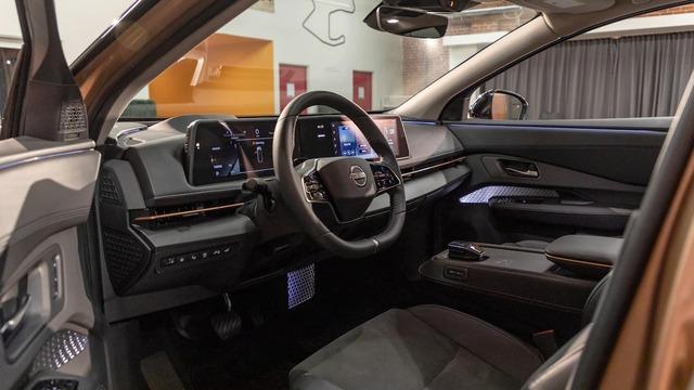 Nissan Ariya được đăng ký tại Việt Nam: Đàn em X-Trail mang động cơ điện, đối đầu VinFast VF e34 - Ảnh 3.