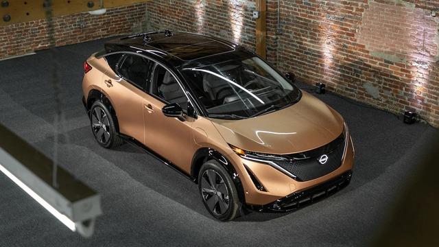 Nissan Ariya được đăng ký tại Việt Nam: Đàn em X-Trail mang động cơ điện, đối đầu VinFast VF e34 - Ảnh 5.