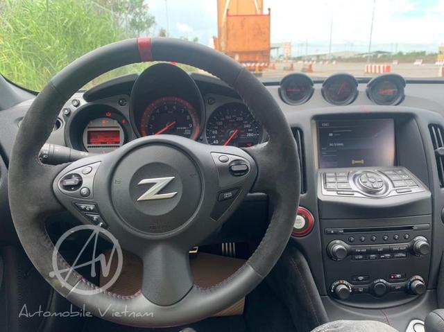 Khui công Nissan 370Z Nismo với một trang bị siêu độc tại Việt Nam khẳng định chủ nhân là tay chơi mê tốc độ - Ảnh 4.