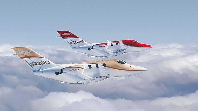Honda ra mắt 'máy bay Accord' giá quy đổi 124 tỷ đồng: Bên trong lộng lẫy như xe sang - Ảnh 1.