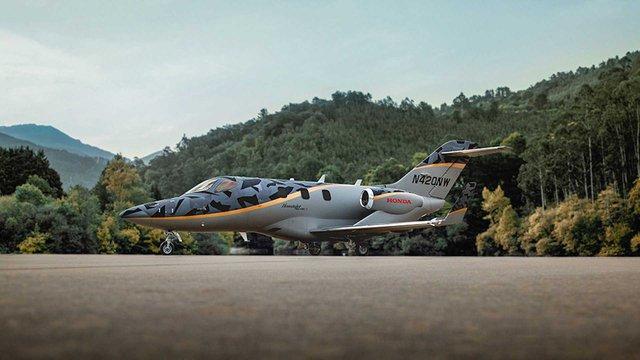 Honda ra mắt 'máy bay Accord' giá quy đổi 124 tỷ đồng: Bên trong lộng lẫy như xe sang - Ảnh 3.