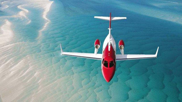 Honda ra mắt 'máy bay Accord' giá quy đổi 124 tỷ đồng: Bên trong lộng lẫy như xe sang - Ảnh 2.