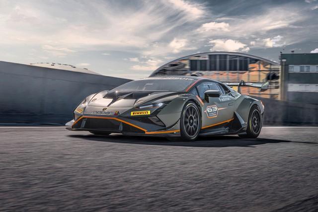 Ra mắt Lamborghini Huracan Super Trofeo EVO2: Thiết kế lột xác, có bán rời bodykit cho chủ xe EVO cũ nâng cấp - Ảnh 5.