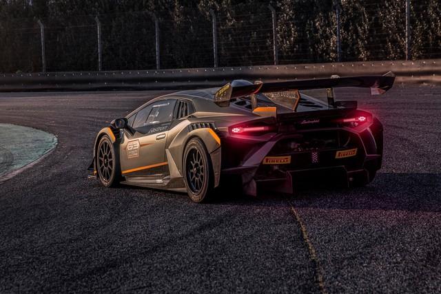 Ra mắt Lamborghini Huracan Super Trofeo EVO2: Thiết kế lột xác, có bán rời bodykit cho chủ xe EVO cũ nâng cấp - Ảnh 6.