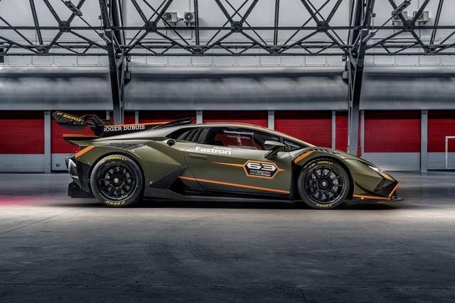Ra mắt Lamborghini Huracan Super Trofeo EVO2: Thiết kế lột xác, có bán rời bodykit cho chủ xe EVO cũ nâng cấp - Ảnh 4.
