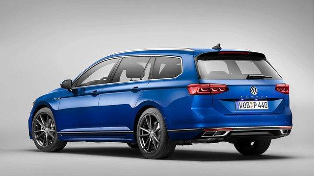 Volkswagen Passat - Xe bán chậm tại Việt Nam sẽ sớm hồi sinh với thay đổi ăn khách - Ảnh 2.