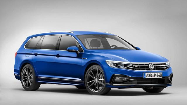 Volkswagen Passat - Xe bán chậm tại Việt Nam sẽ sớm hồi sinh với thay đổi ăn khách - Ảnh 1.