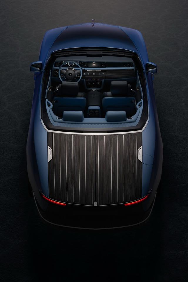 Xe đắt nhất thế giới Rolls-Royce Boat Tail: Giá quy đổi 670 tỷ, nếu về nước có thể lên tới 2.000 tỷ đồng - Ảnh 8.
