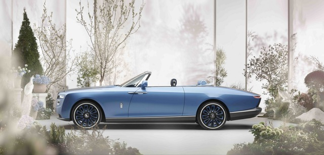 Xe đắt nhất thế giới Rolls-Royce Boat Tail: Giá quy đổi 670 tỷ, nếu về nước có thể lên tới 2.000 tỷ đồng - Ảnh 7.