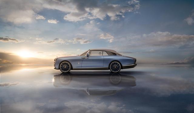 Xe đắt nhất thế giới Rolls-Royce Boat Tail: Giá quy đổi 670 tỷ, nếu về nước có thể lên tới 2.000 tỷ đồng - Ảnh 14.