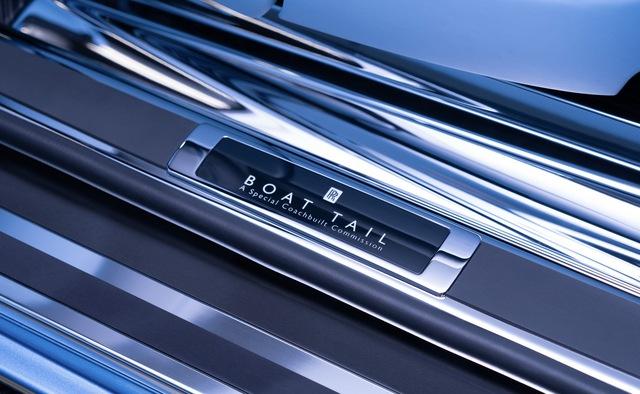 Xe đắt nhất thế giới Rolls-Royce Boat Tail: Giá quy đổi 670 tỷ, nếu về nước có thể lên tới 2.000 tỷ đồng - Ảnh 2.