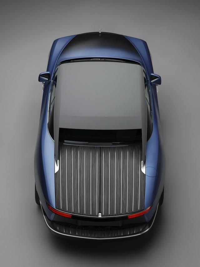Xe đắt nhất thế giới Rolls-Royce Boat Tail: Giá quy đổi 670 tỷ, nếu về nước có thể lên tới 2.000 tỷ đồng - Ảnh 13.