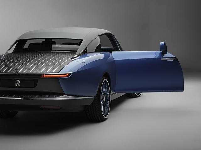 Xe đắt nhất thế giới Rolls-Royce Boat Tail: Giá quy đổi 670 tỷ, nếu về nước có thể lên tới 2.000 tỷ đồng - Ảnh 4.