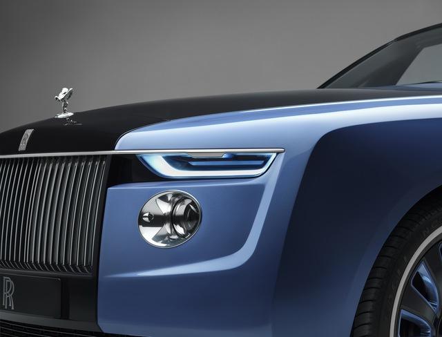 Xe đắt nhất thế giới Rolls-Royce Boat Tail: Giá quy đổi 670 tỷ, nếu về nước có thể lên tới 2.000 tỷ đồng - Ảnh 6.