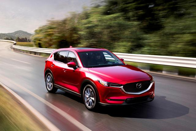 Hé lộ Mazda CX-50 - Bản nâng cấp từ CX-5 tham vọng cạnh tranh xe sang Mercedes-Benz GLC Coupe, BWM X4 - Ảnh 1.