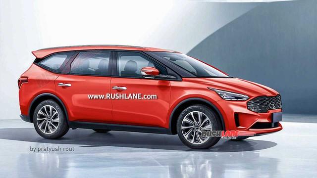 Xem trước MPV giá rẻ của Kia - Đối thủ khó nuốt của Xpander và Ertiga đang bán tại Việt Nam - Ảnh 1.