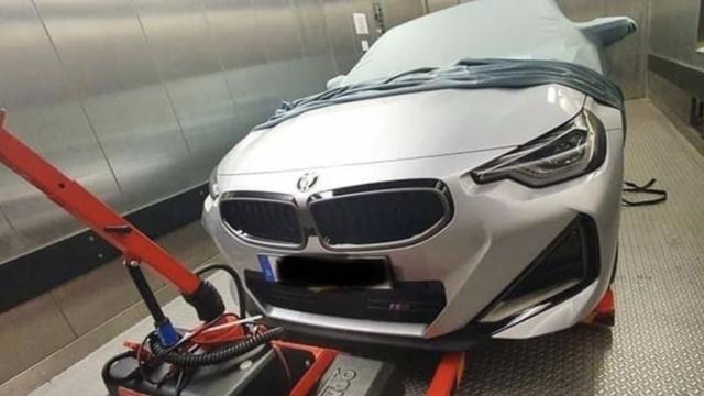 BMW 2-Series đời mới lộ mặt, ra mắt trong năm nay - Ảnh 2.