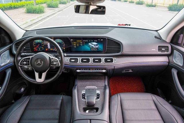 Chạy 26.000km, Mercedes-Benz GLE 450 4Matic bán lại ngang giá lăn bánh Toyota Land Cruiser 2021 - Ảnh 4.