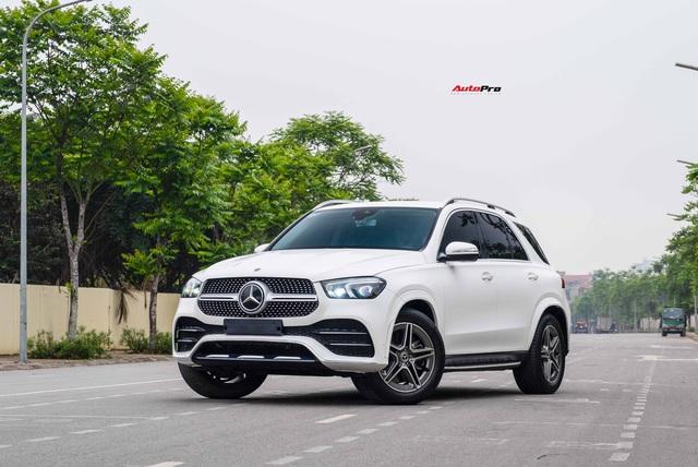 Chạy 26.000km, Mercedes-Benz GLE 450 4Matic bán lại ngang giá lăn bánh Toyota Land Cruiser 2021 - Ảnh 7.