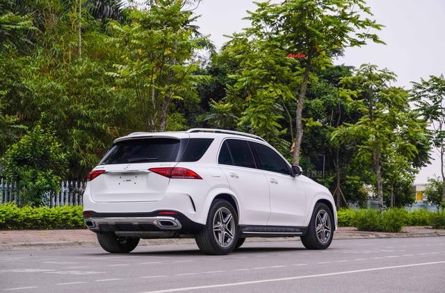 Chạy 26.000km, Mercedes-Benz GLE 450 4Matic bán lại ngang giá lăn bánh Toyota Land Cruiser 2021 - Ảnh 3.