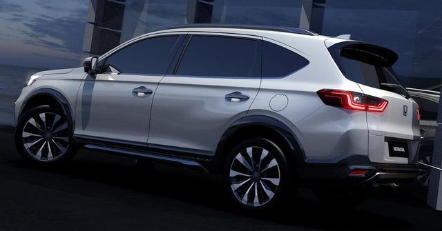 Ra mắt Honda N7X - Bản xem trước của Honda BR-V 7 chỗ mới được người Việt mong chờ - Ảnh 3.