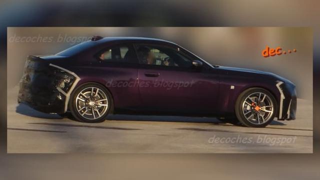 BMW 2-Series đời mới lộ mặt, ra mắt trong năm nay - Ảnh 1.