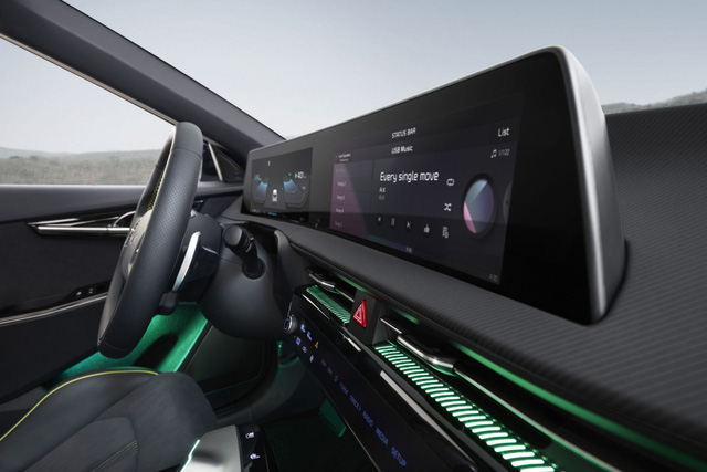 Kia EV6 chốt giá: Bản cao nhất gần ngang BMW 6-Series - Ảnh 3.