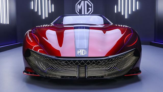 MG đưa siêu xe Cyberster vào sản xuất, kêu gọi khách hàng hỗ trợ - Ảnh 1.