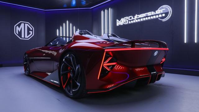 MG đưa siêu xe Cyberster vào sản xuất, kêu gọi khách hàng hỗ trợ - Ảnh 3.