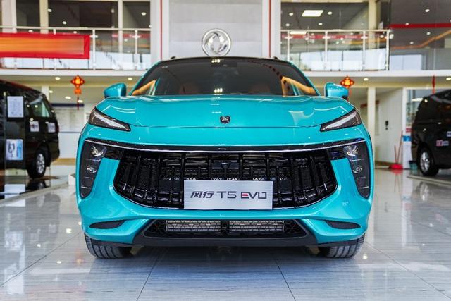 Dongfeng T5 EVO bản base chốt giá gần 670 triệu tại Việt Nam: Đổi option lấy giá rẻ, tháng 6 về nước, cạnh tranh Honda CR-V - Ảnh 1.