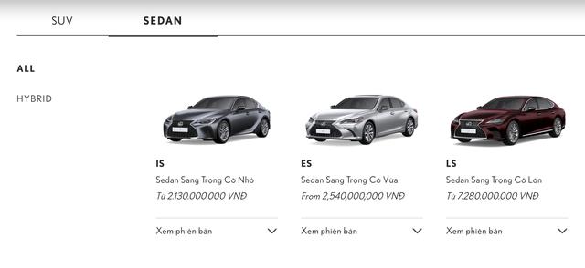Lexus RC 300 biến mất khỏi danh mục sản phẩm, có thể dọn đường đón bản mới và cả LC 500 chơi hơn sắp về Việt Nam - Ảnh 1.