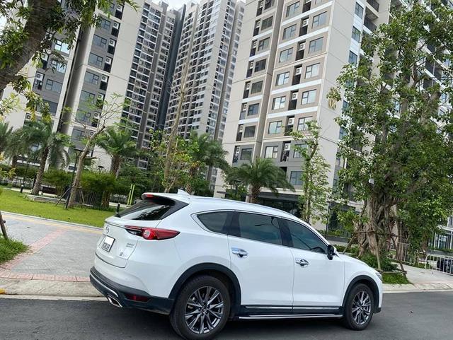 Bán Mazda CX-8 cũ nhưng 'biển đẹp' giá 1,6 tỷ, chủ xe được CĐM trả giá 800 triệu, chúc 10 năm sau bán được xe - Ảnh 4.