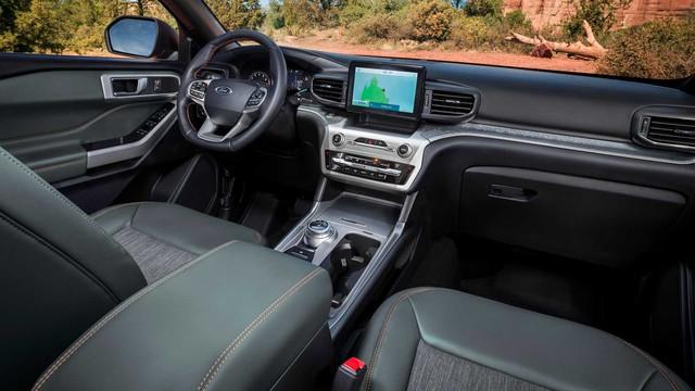 Ra mắt Ford Explorer Timberline - Phiên bản off-road của chiếc xe người Việt đang trông ngóng - Ảnh 7.