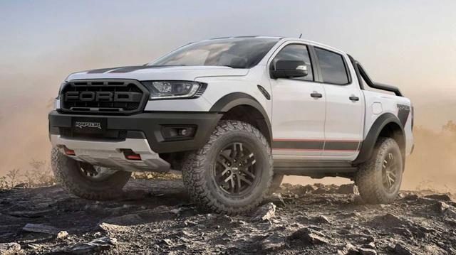 Ford Ranger Raptor X - Bản độ đáng cân nhắc cho dân mê bán tải Việt