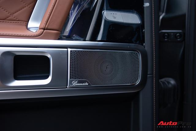 Chi tiết Mercedes-AMG G 63 giá hơn 13 tỷ đồng giúp đại gia Việt trở nên khác biệt so với số đông hiện tại - Ảnh 14.